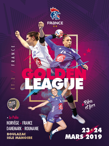 GOLDEN LEAGUE 2019 - BOULAZAC